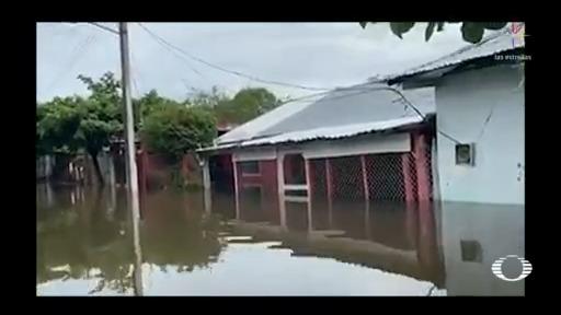 tormenta tropical cristobal se desplaza sobre el golfo de mexico