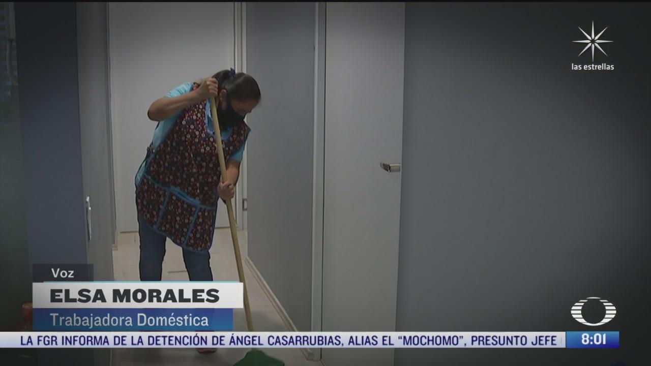 trabajadoras del hogar las mas afectadas por la pandemia