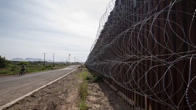Foto: Trump visitará la frontera con México para inspeccionar el 'muro'