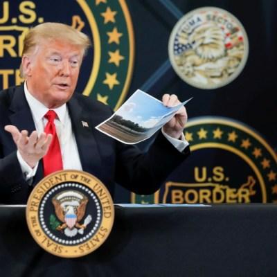 Corte de EEUU prohíbe a Trump desviar recursos del Pentágono al muro fronterizo