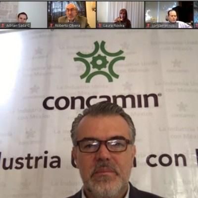 Por coronavirus, ya hay empresas en quiebra y otras por cerrar: Concamin
