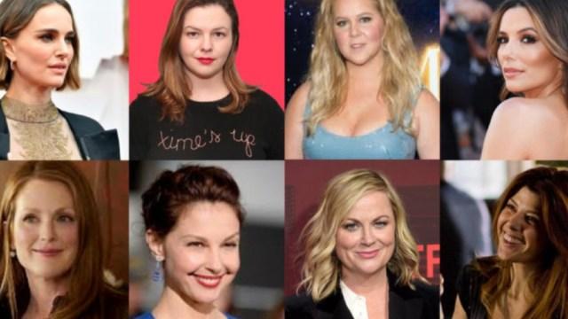 Eva Longoria, Natalie Portman y más de 50 actrices de Hollywood firman carta de apoyo a Lastesis tras denuncia en Chile
