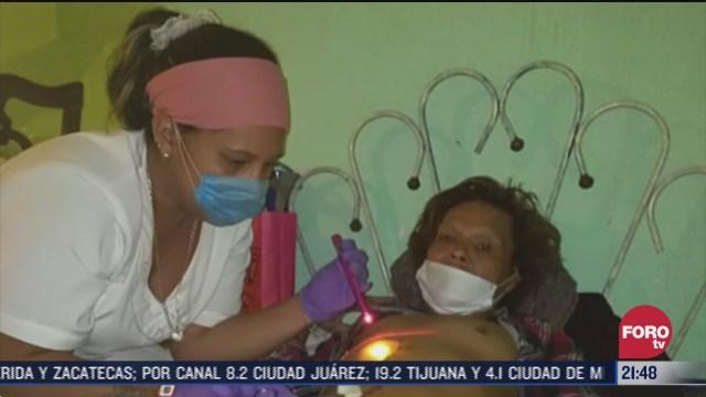Karina, una mujer trans agredida en Ixtapaluca Edomex