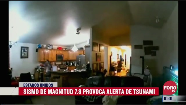 alaska registra sismo de magnitud