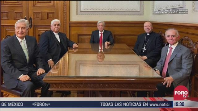 AMLo acepta donación de equipo médico del papa Francisco, ventiladores que serán entregados a hospital de Queretaro