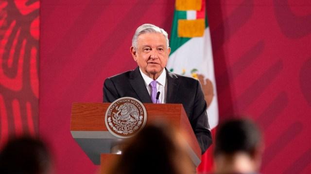 Conferencia Andrés Manuel López Obrador 30 de julio Palacio Nacional