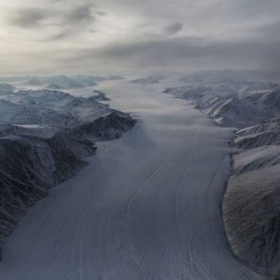 El casquete polar ártico se ha reducido a la mitad en los últimos 40 años