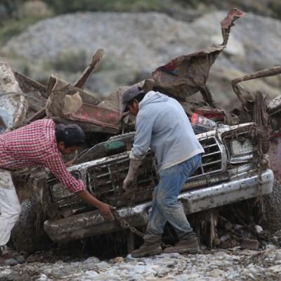 Aumentan a cinco los muertos por 'Hanna' en Nuevo León, Tamaulipas y Coahuila