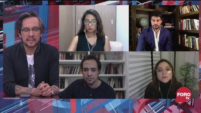 Punto y Contrapunto analizan la reunión AMLO-Trump