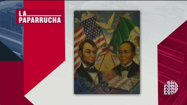 Benito Juárez y Abraham Lincoln no fueron amigos como lo dice Trump
