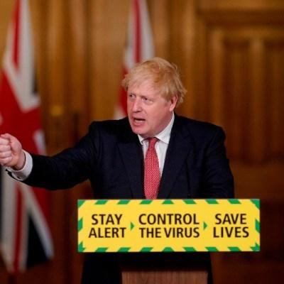 Boris Johnson anuncia inversión millonaria para evitar brote de COVID-19 en Reino Unido