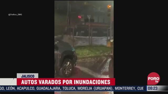 FOTO: 26 de julio 2020, cae fuerte lluvia en tonala y zona metropolitana de guadalajara