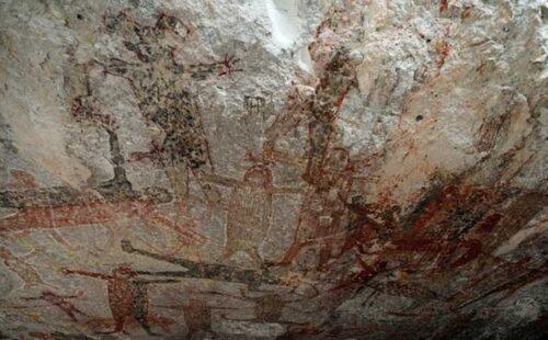 Sismo Pintura Rupestre Oaxaca