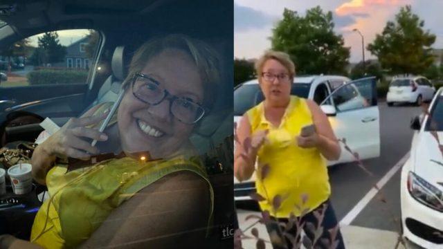 Mujer blanca acosa a latinos en alberca del vecinadario