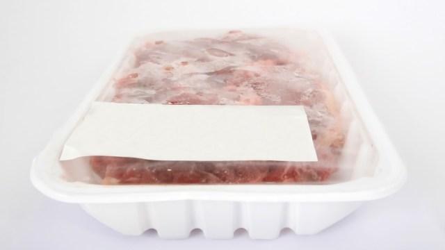 Tip para descongelar carne en 5 minutos