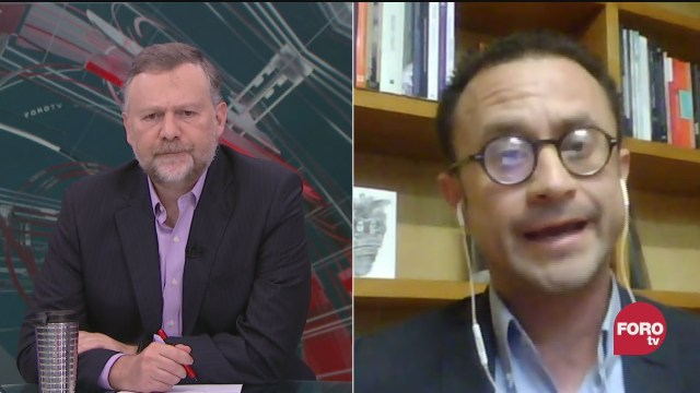 Leo Zuckermann platica con Santiago Aguirre sobre la verdad histórica de Ayotzinapa