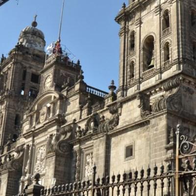 Catedral metropolitana de la Ciudad de México, iglesia católica dice que pandemia es oportunidad para mostrar mejor versión