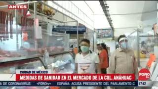 cdmx refuerza medidas sanitarias en colonias con altos casos de covid
