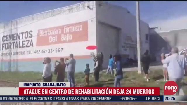 Centro de rehabilitación atacado en Irapuato