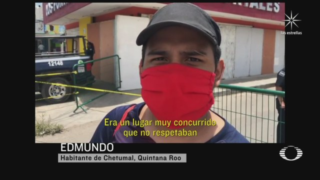 FOTO: 7 de julio 2020, chetumal regresa a la cuarentena por coronavirus