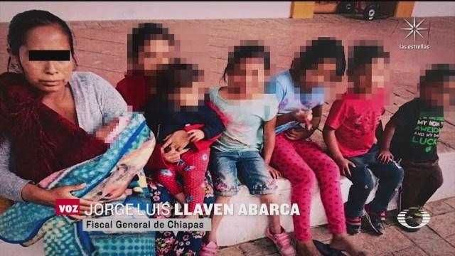 tratantes de menores en San Cristobal de las Casa Chiapas