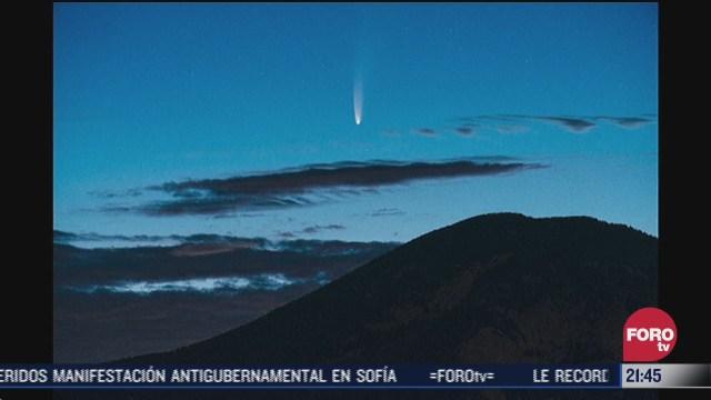 ¿Cómo ver el cometa Neowise desde México?