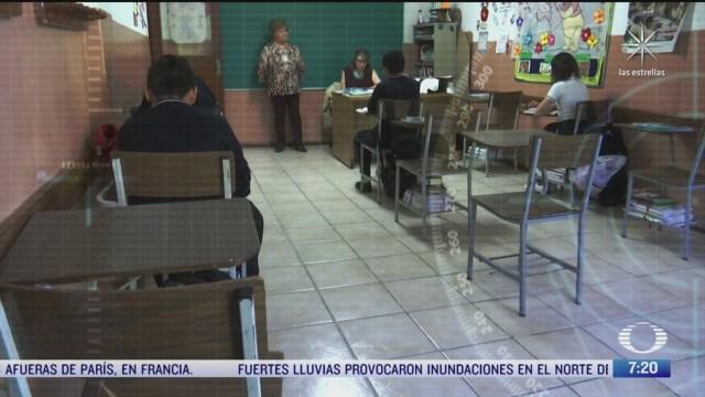 confusion por regreso a clases en mexico