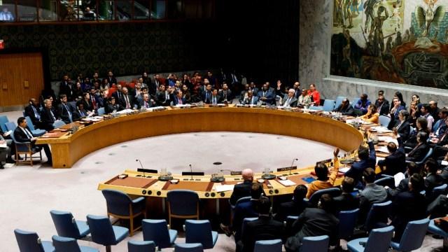 Consejo de Seguridad de ONU se reúne por primera vez en persona