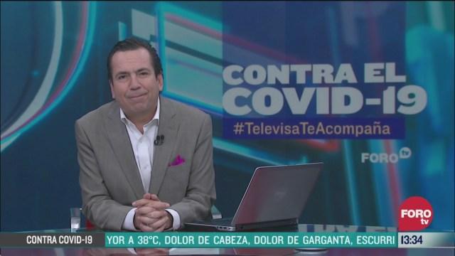 contra el covid 19 televisateacompana primera emision del 13 de julio de