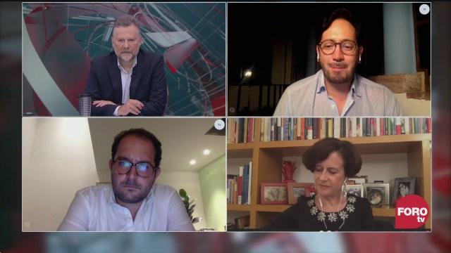 Leo Zuckermann, Denise Dresser, Mario Arriagada y Pablo Majluf analizan el caso de Emilio Lozoya