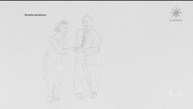 animacion sobre baile y contacto humano