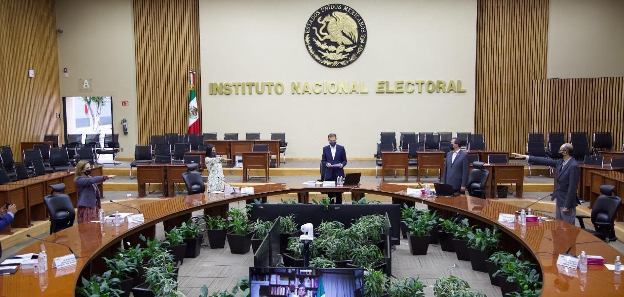 Consejo General INE