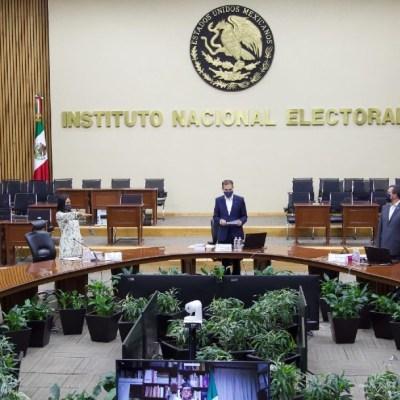INE aprueba que elecciones de Coahuila e Hidalgo se realicen el 18 de octubre