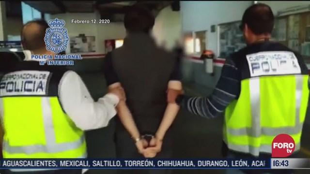 despega de cdmx aeronave que trasladara de espana a emilio lozoya