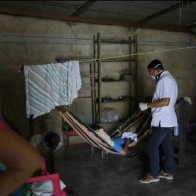 Doctor logra sacar adelante a más de cien pacientes de COVID-19 en Chiapas