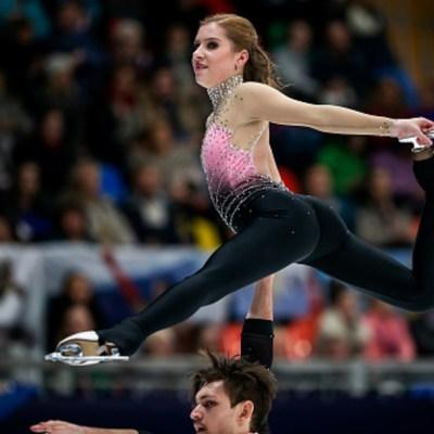 Muere la patinadora Ekaterina Alexandrovskaya, a los 20 años, tras caer de ventana