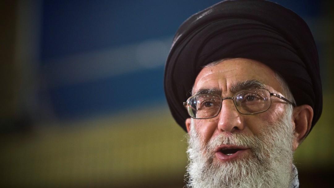 El líder religioso de Irán, Alí Jamenei