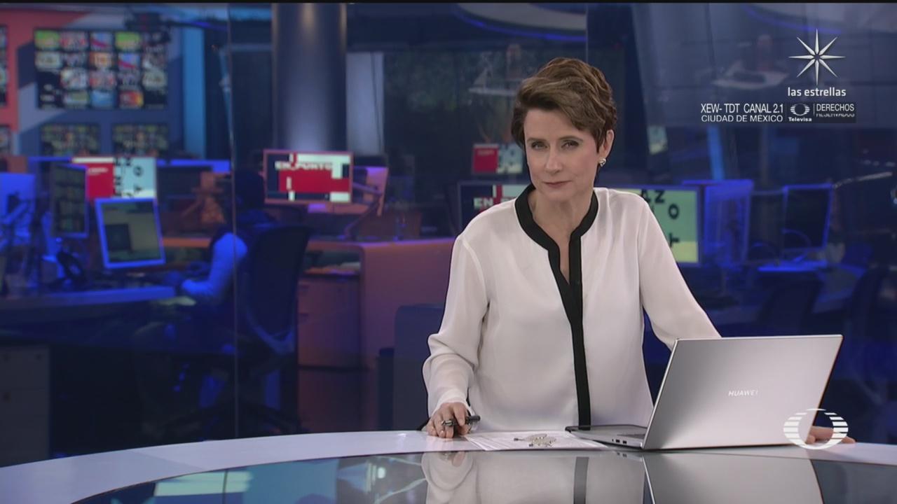 En Punto Denise Maerker Televisa Programa Completo 13 Julio 2020