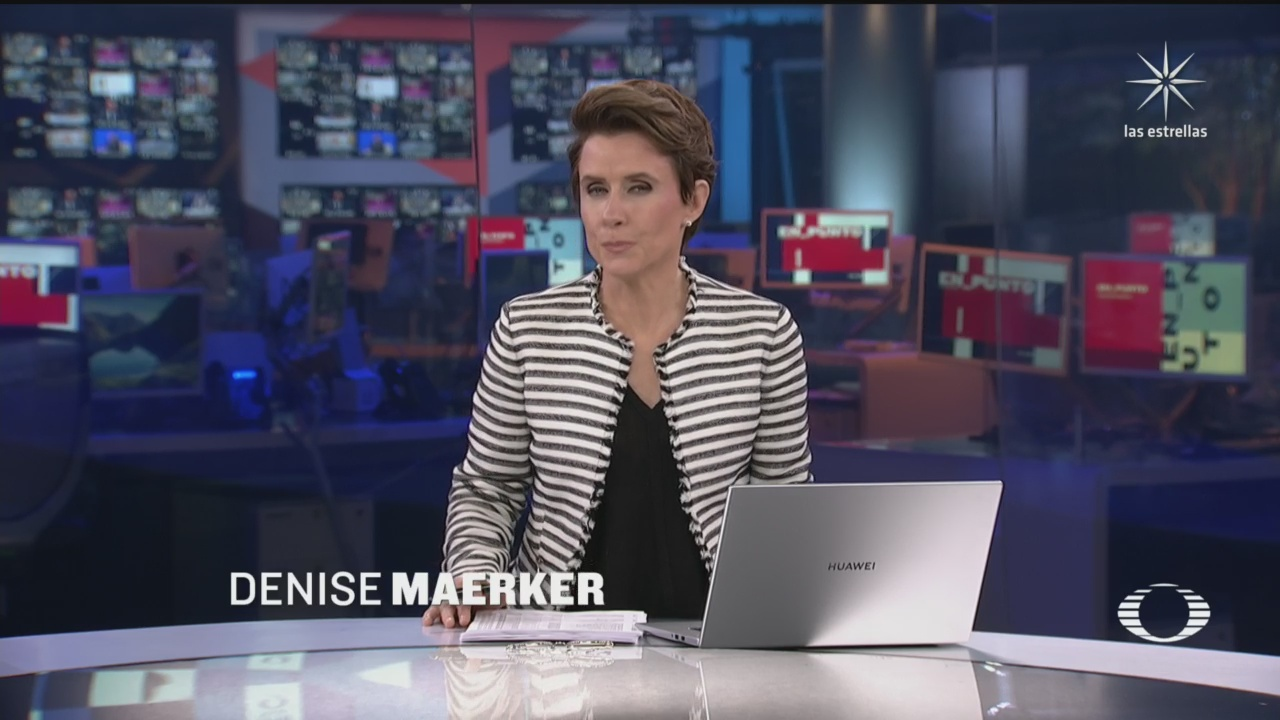 En Punto Denise Maerker Televisa Programa Completo 22 Julio 2020