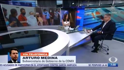 entrevista con arturo medina subsecretario de gobierno cdmx para despierta
