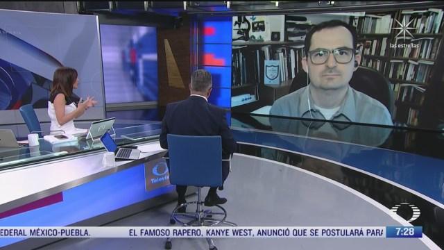entrevista con mauricio rodriguez vocero de la unam para covid 19 para despierta