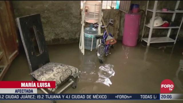 inundación en El Salto Jalisco