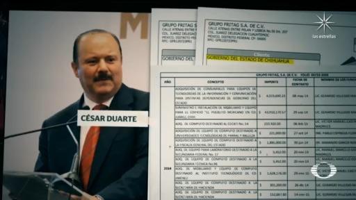 detención del exgobernador de Chihuahua César Duarte en Florida Estados Unidos