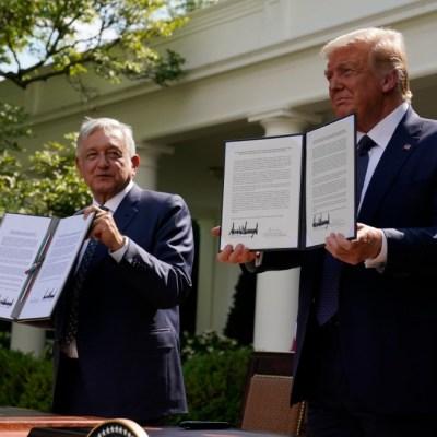 AMLO-y-Trump-confían-en T-MEC para-superar-crisis-económica