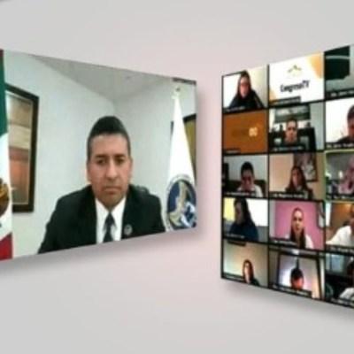 Fiscal de Guanajuato comparece ante Congreso local