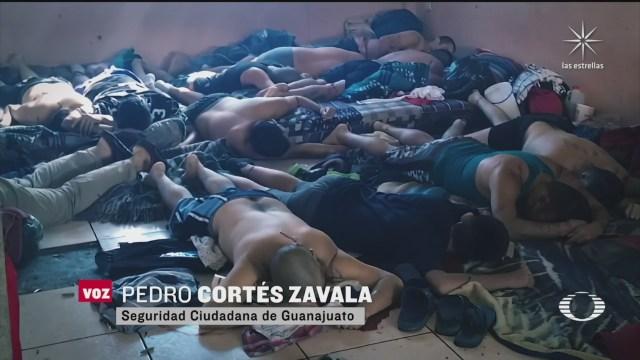 personas asesinadas en centro de rehabilitación en Irapuato