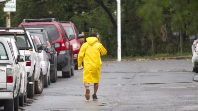 Hanna causa lluvias y severas inundaciones en Monterrey, Nuevo León