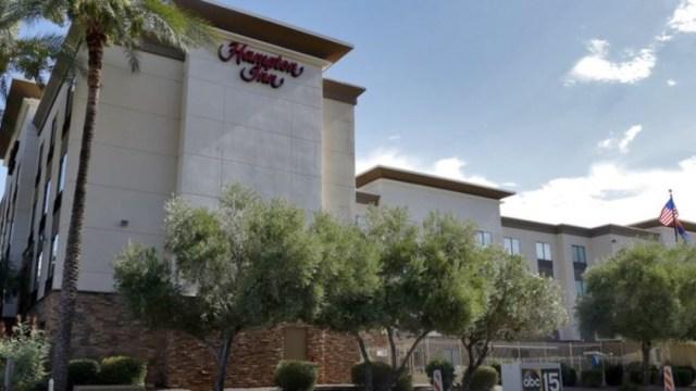 Hotel Hampton Inn en Phoenix, Arizona