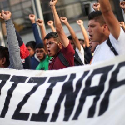 Identifican restos de Christian Alfonso Rodríguez, uno de los desaparecidos de Ayotzinapa