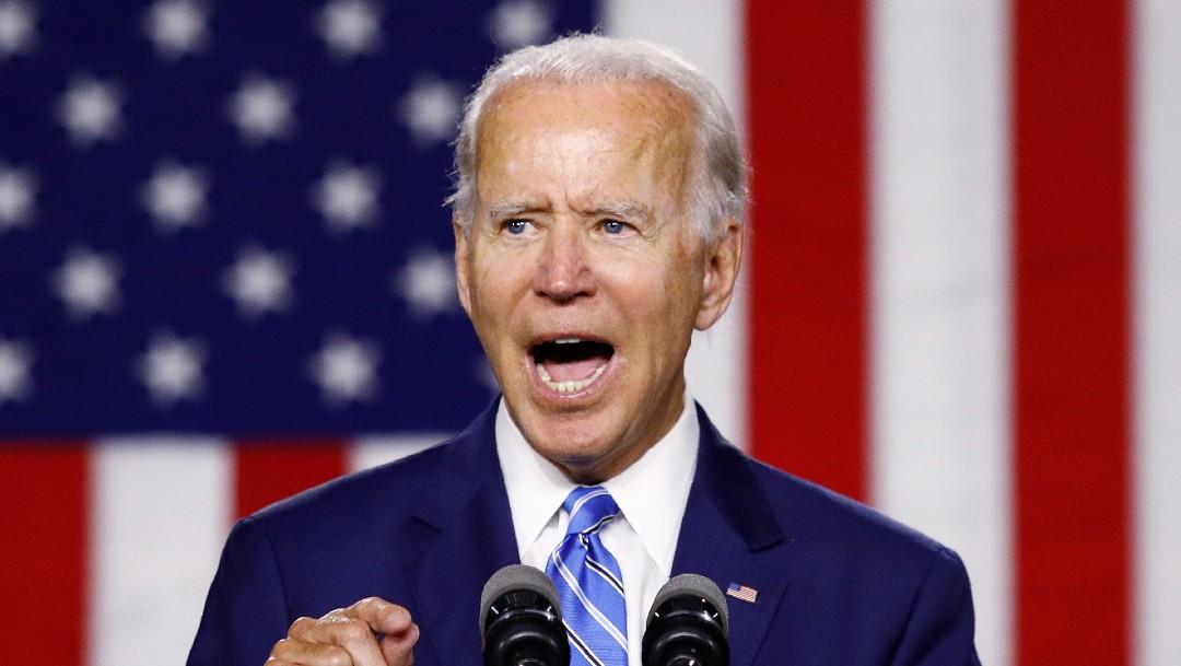 Joe Biden, virtual candidato demócrata a la presidencia de Estados Unidos